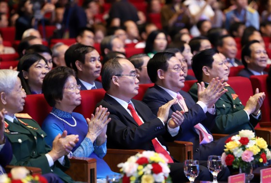 Tổ chức trọng thể Lễ kỷ niệm 130 năm Ngày sinh Chủ tịch Hồ Chí Minh ảnh 3