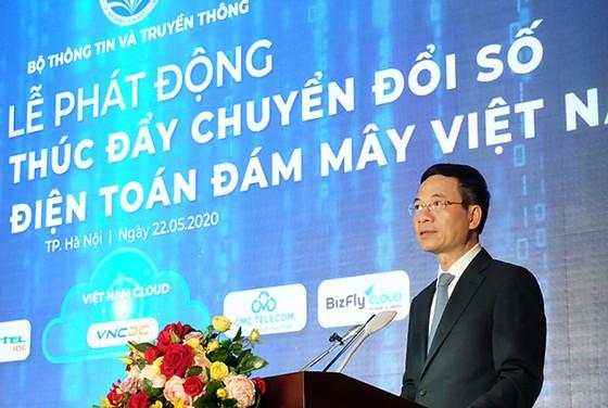 Thúc đẩy chuyển đổi số bằng công nghệ điện toán đám mây do Việt Nam phát triển ảnh 2