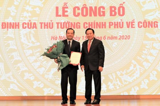 Ông Phạm Đức Long được Thủ tướng bổ nhiệm giữ chức Chủ tịch Tập đoàn VNPT ảnh 1