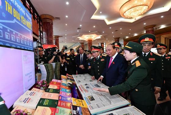 Thể hiện tinh thần xung kích, sức mạnh và khả năng chiến đấu của quân đội Việt Nam trong thời kỳ mới ảnh 6