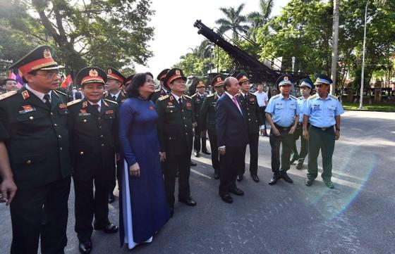 Thể hiện tinh thần xung kích, sức mạnh và khả năng chiến đấu của quân đội Việt Nam trong thời kỳ mới ảnh 4