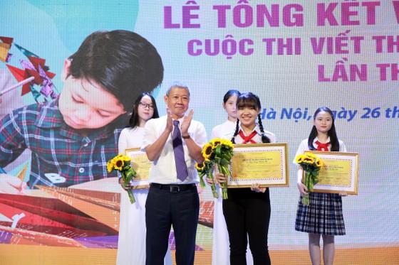 Học sinh lớp 7 đoạt giải Nhất quốc gia cuộc thi viết thư quốc tế UPU 49   ảnh 1
