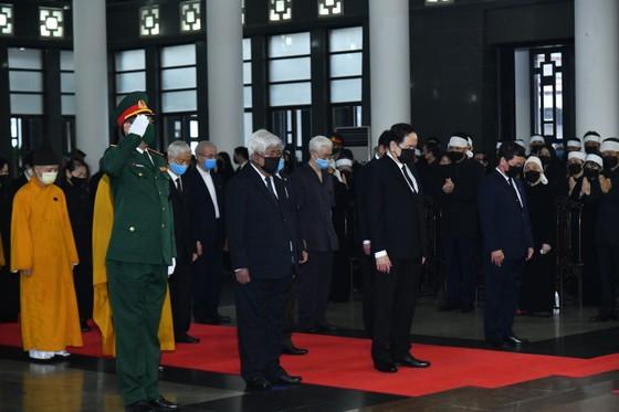 Cử hành trọng thể Quốc tang nguyên Tổng Bí thư Lê Khả Phiêu ảnh 10