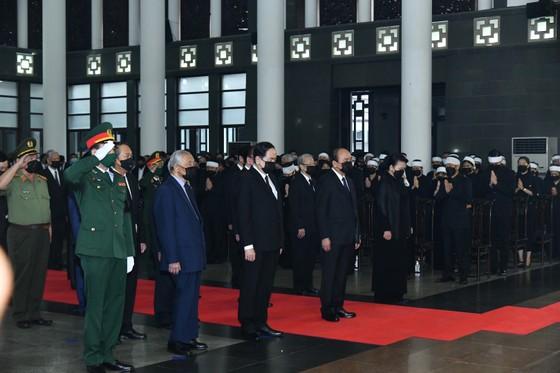 Cử hành trọng thể Quốc tang nguyên Tổng Bí thư Lê Khả Phiêu ảnh 5