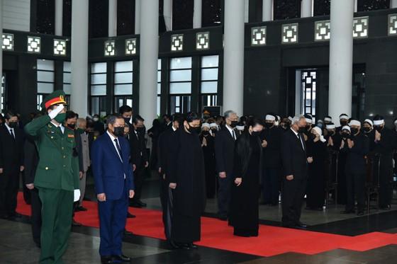 Cử hành trọng thể Quốc tang nguyên Tổng Bí thư Lê Khả Phiêu ảnh 8