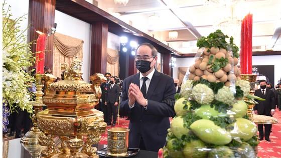 Cử hành trọng thể Quốc tang nguyên Tổng Bí thư Lê Khả Phiêu ảnh 36