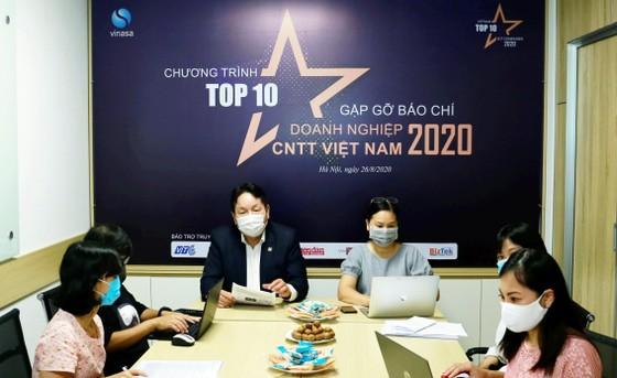 Phát động chương trình TOP 10 doanh nghiệp ICT Việt Nam ảnh 1