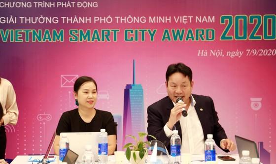 Phát động Giải thưởng Smart City đầu tiên ở Việt Nam ảnh 1