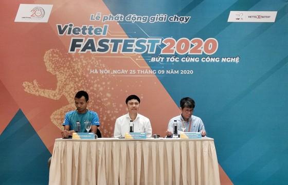 """Phát động giải chạy Viettel Fastest 2020 ủng hộ chương trình """"Trái tim cho em"""" ảnh 1"""