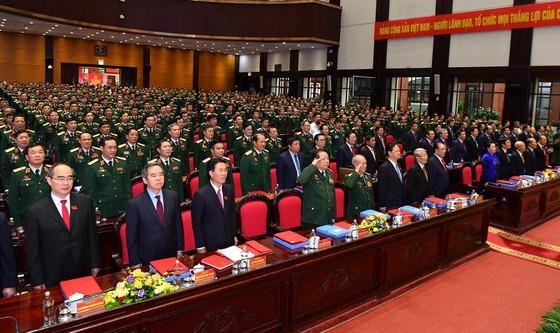 Đảng bộ Quân đội phải thật sự mẫu mực, trong sạch, vững mạnh và có tính chiến đấu cao ảnh 2