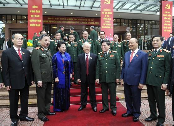 Đảng bộ Quân đội phải thật sự mẫu mực, trong sạch, vững mạnh và có tính chiến đấu cao ảnh 3