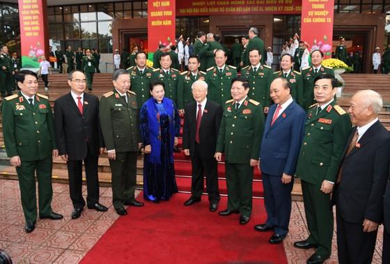 Khai mạc trọng thể Đại hội Đại biểu Đảng bộ Quân đội lần thứ XI, nhiệm kỳ 2020 - 2025 ảnh 1