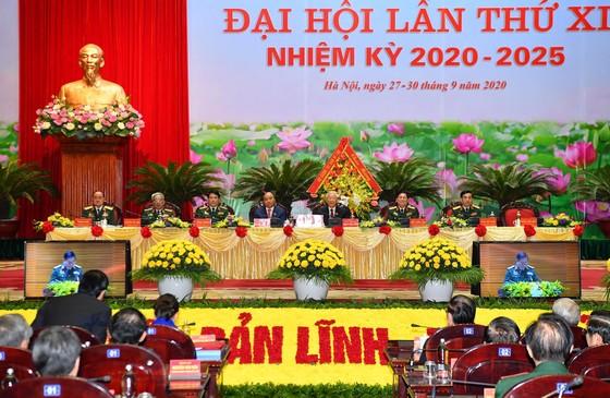 Khai mạc trọng thể Đại hội Đại biểu Đảng bộ Quân đội lần thứ XI, nhiệm kỳ 2020 - 2025 ảnh 5