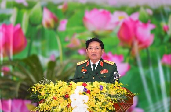 Khai mạc trọng thể Đại hội Đại biểu Đảng bộ Quân đội lần thứ XI, nhiệm kỳ 2020 - 2025 ảnh 4