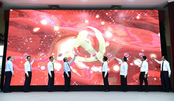 Khai trương Trang tin điện tử Đảng Cộng sản Việt Nam - Đại hội XIII ảnh 4