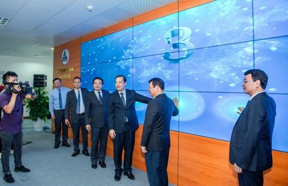 Lào Cai chính thức vận hành Trung tâm điều hành thông minh ảnh 1