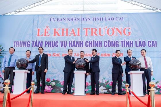 Lào Cai chính thức vận hành Trung tâm điều hành thông minh ảnh 3