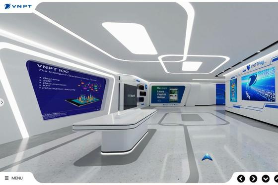 Trải nghiệm các dịch vụ số với công nghệ 3D tại ITU Virtual Digital World 2020 ảnh 2