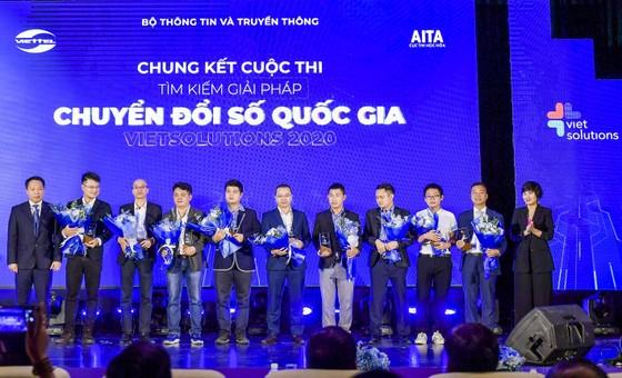3 sản phẩm công nghệ được vinh danh tại Viet Solutions   ảnh 1