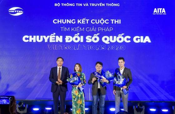 3 sản phẩm công nghệ được vinh danh tại Viet Solutions   ảnh 2