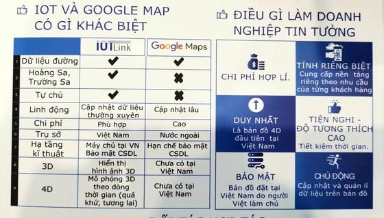 Ra mắt nền tảng bản đồ số MAP4D đầu tiên của Việt Nam ảnh 3