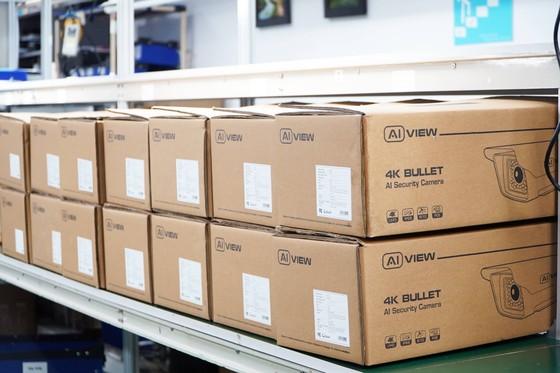 Camera an ninh của Bkav sẽ được lắp đặt tại trụ sở chính của Tập đoàn Qualcomm ở Mỹ ảnh 3