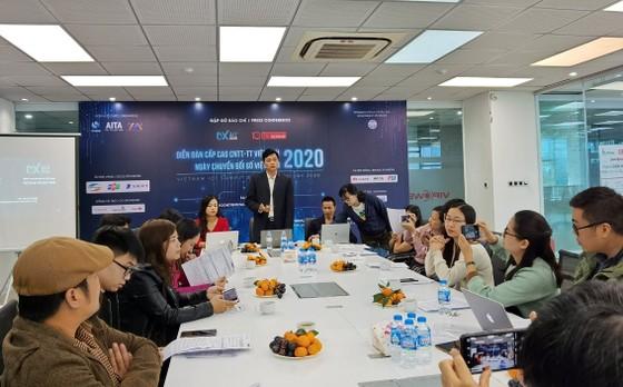Hơn 2.000 đại biểu sẽ tham gia trực tiếp Ngày Chuyển đổi số Việt Nam 2020 ảnh 1