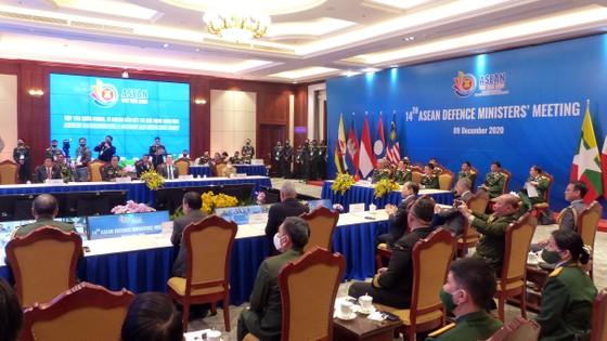 Khẳng định hợp tác quốc phòng vì một ASEAN gắn kết và chủ động thích ứng ảnh 4