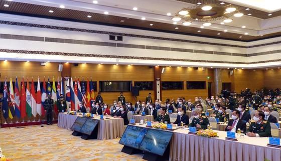 Tăng cường hợp tác quốc phòng giữa ASEAN và các đối tác vì hòa bình, ổn định và phát triển của khu vực ảnh 2