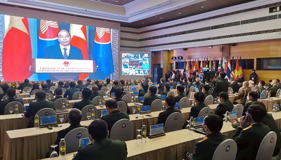 Tăng cường hợp tác quốc phòng giữa ASEAN và các đối tác vì hòa bình, ổn định và phát triển của khu vực ảnh 1
