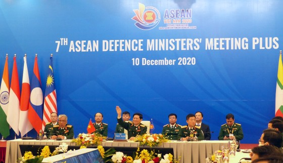 Tăng cường hợp tác quốc phòng giữa ASEAN và các đối tác vì hòa bình, ổn định và phát triển của khu vực ảnh 3