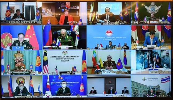Tăng cường hợp tác quốc phòng giữa ASEAN và các đối tác vì hòa bình, ổn định và phát triển của khu vực ảnh 6
