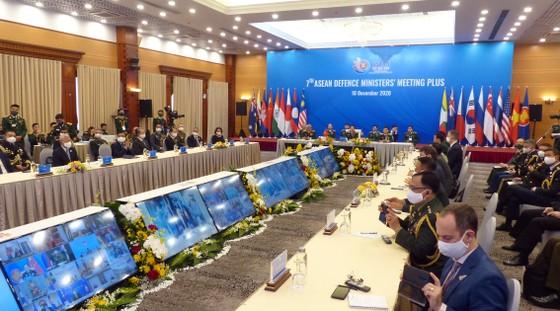 Tăng cường hợp tác quốc phòng giữa ASEAN và các đối tác vì hòa bình, ổn định và phát triển của khu vực ảnh 4
