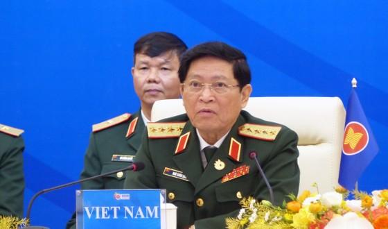 Tăng cường hợp tác quốc phòng giữa ASEAN và các đối tác vì hòa bình, ổn định và phát triển của khu vực ảnh 5