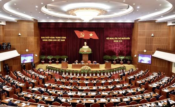 Hội nghị Trung ương 14 tiến hành giới thiệu nhân sự tham gia Bộ Chính trị, Ban Bí thư khóa mới ảnh 4