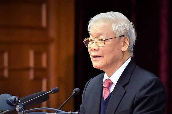 Bế mạc Hội nghị Trung ương lần thứ 14: Thống nhất cao về nhân sự tham gia Bộ Chính trị, Ban Bí thư khoá XIII ảnh 2