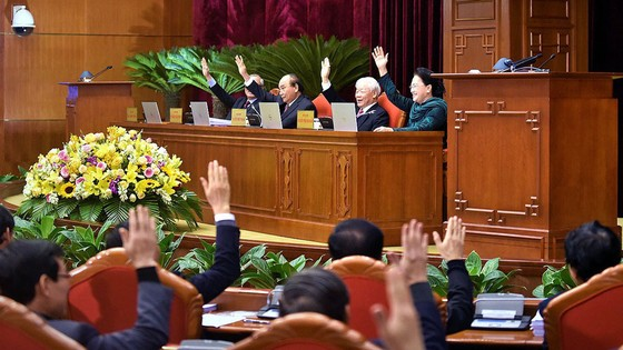 Bế mạc Hội nghị Trung ương lần thứ 14: Thống nhất cao về nhân sự tham gia Bộ Chính trị, Ban Bí thư khoá XIII ảnh 3
