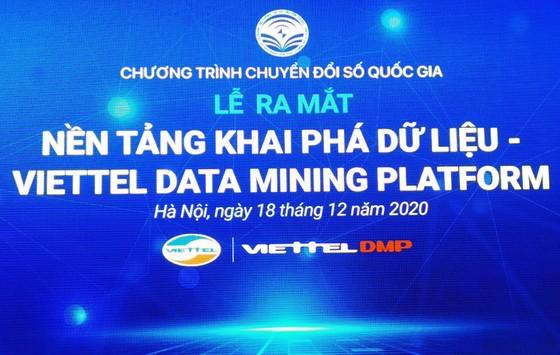 Ra mắt nền tảng khai phá dữ liệu do Việt Nam phát triển ảnh 1