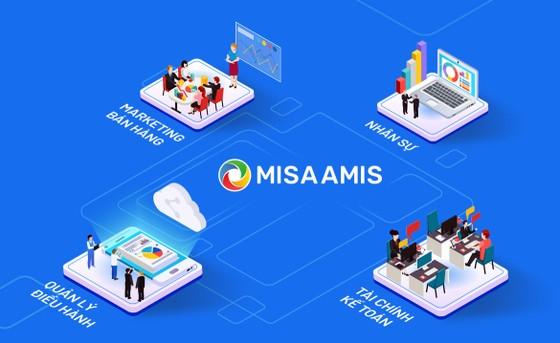 Giới thiệu nền tảng Quản trị doanh nghiệp hợp nhất MISA AMIS ảnh 1