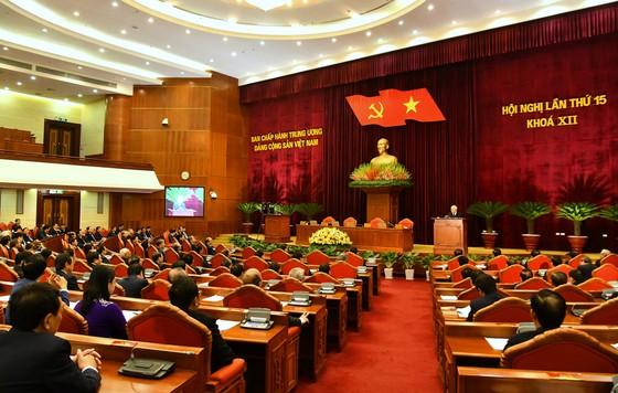 Thông qua đề cử nhân sự lãnh đạo chủ chốt của Đảng và Nhà nước nhiệm kỳ mới ảnh 1