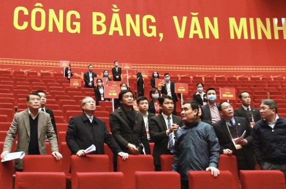 Tổng duyệt công tác phục vụ Đại hội XIII của Đảng ảnh 1