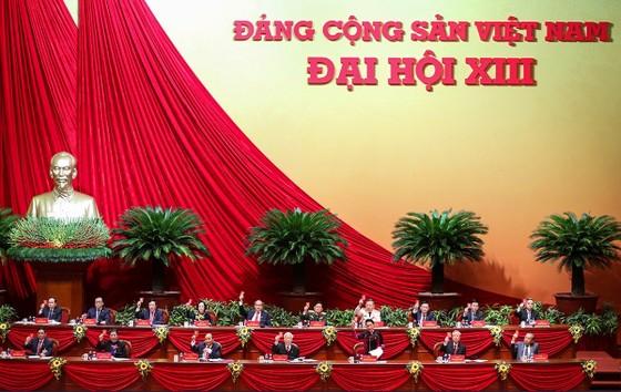 Phiên họp trù bị Đại hội đại biểu toàn quốc lần thứ XIII của Đảng Cộng sản Việt Nam ảnh 3