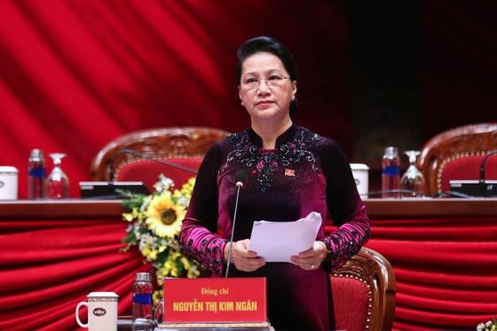 Phiên họp trù bị Đại hội đại biểu toàn quốc lần thứ XIII của Đảng Cộng sản Việt Nam ảnh 5