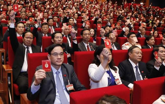 Phiên họp trù bị Đại hội đại biểu toàn quốc lần thứ XIII của Đảng Cộng sản Việt Nam ảnh 4