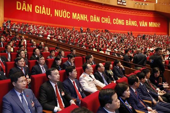 Phiên họp trù bị Đại hội đại biểu toàn quốc lần thứ XIII của Đảng Cộng sản Việt Nam ảnh 8