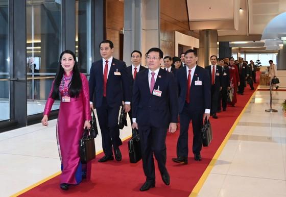 Tổng Bí thư, Chủ tịch nước Nguyễn Phú Trọng: Không thế lực nào ngăn cản nổi dân tộc ta đi lên, lập nên những kỳ tích mới ảnh 4