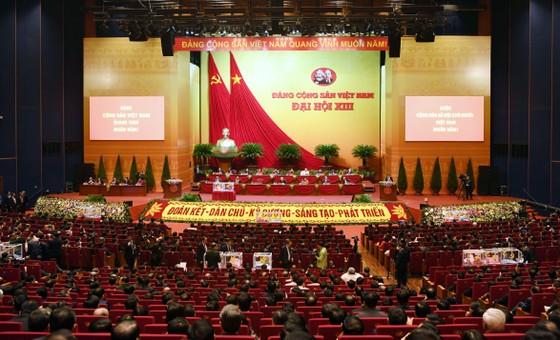 Đại hội XIII của Đảng tiến hành bầu Ban Chấp hành Trung ương khóa XIII ảnh 10