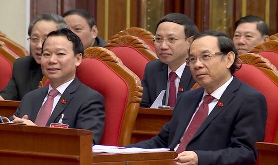 Đồng chí Nguyễn Phú Trọng được tín nhiệm bầu làm Tổng Bí thư Ban Chấp hành Trung ương Đảng khóa XIII ảnh 6