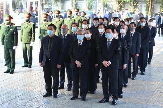 Lễ viếng nguyên Phó Thủ tướng Trương Vĩnh Trọng tại Bến Tre và Hà Nội ảnh 10