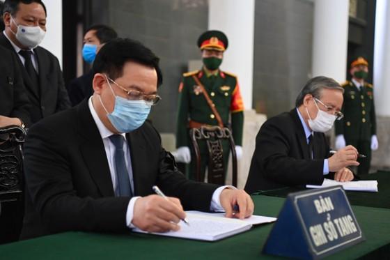 Lễ viếng nguyên Phó Thủ tướng Trương Vĩnh Trọng tại Bến Tre và Hà Nội ảnh 14